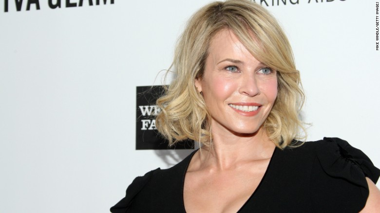 Why Chelsea Handler is thanking Trump