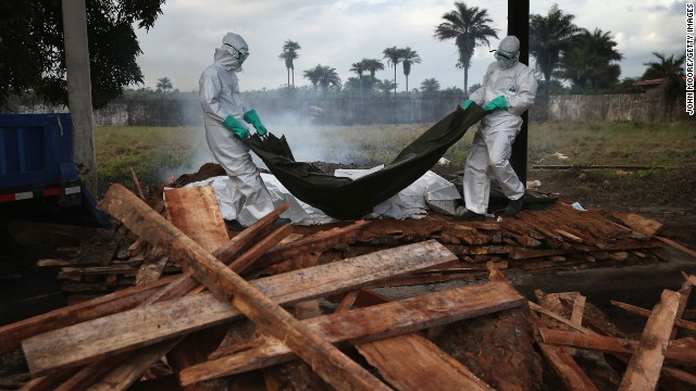 Ebola discoverer: We're in perfect storm