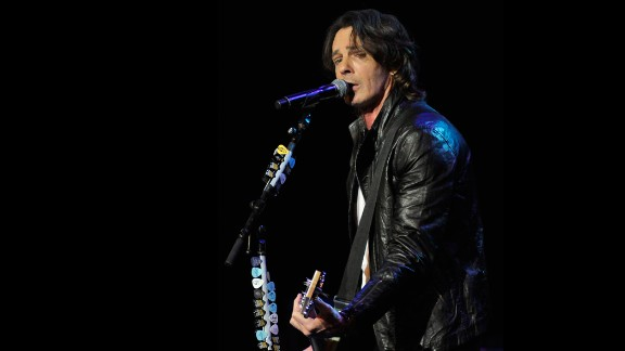 """Ever since Rick Springfield pined for """"Jessie's Girl"""" in 1981, the song became an enduring pop hit, just like Springfield himself, who turned 68 on August 23. But he's no one-hit wonder, Springfield -- seen here performing in July -- also has a successful acting career, including credits like """"General Hospital,"""" """"Californication"""" and """"Hawaii Five-O."""""""