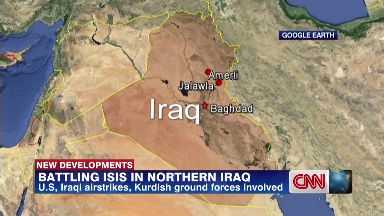 Northern Iraqi city under siege by ISIS - CNN Video