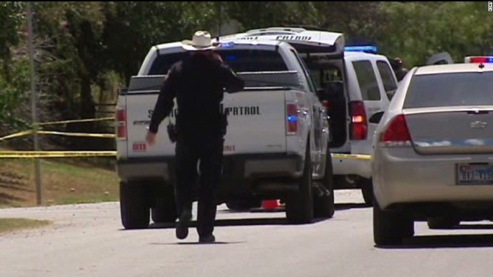 Texas police chief killed in traffic stop