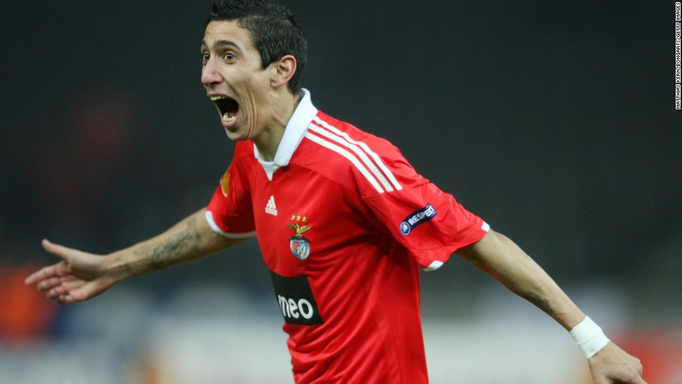 After leaving Rosario in his native Argentina, Di Maria came to prominence with Portuguese side Benfica. A number of impressive displays earned him a big-money move to Real Madrid in 2010.