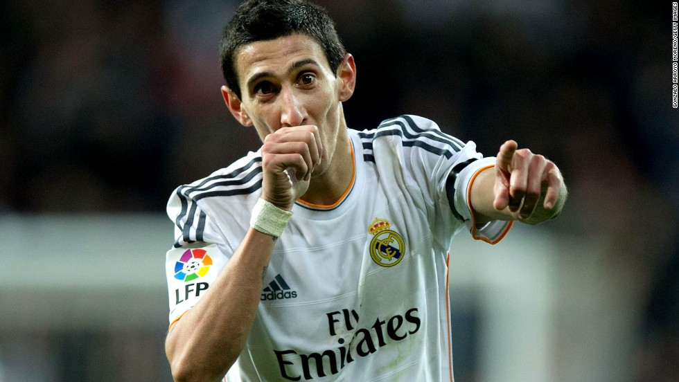 Angel di Maria has agreed a British record move to Manchester United after leaving Real Madrid. The 26-year-old midfielder spent four years in the Spanish capital, helping the club win the domestic title in 2012 and 2014 Champions League.