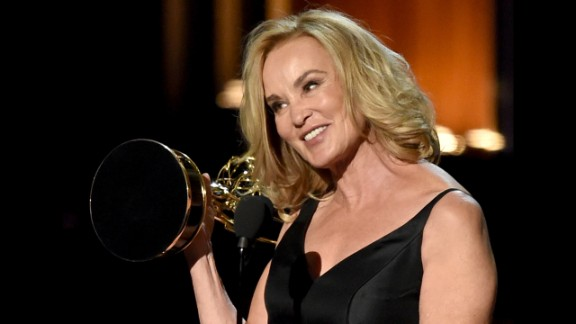 "Outstanding Lead Actress in a Miniseries or a Movie: Jessica Lange, ""American Horror Story: Coven"""