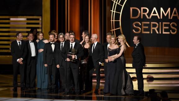 "Outstanding Drama Series: ""Breaking Bad"""