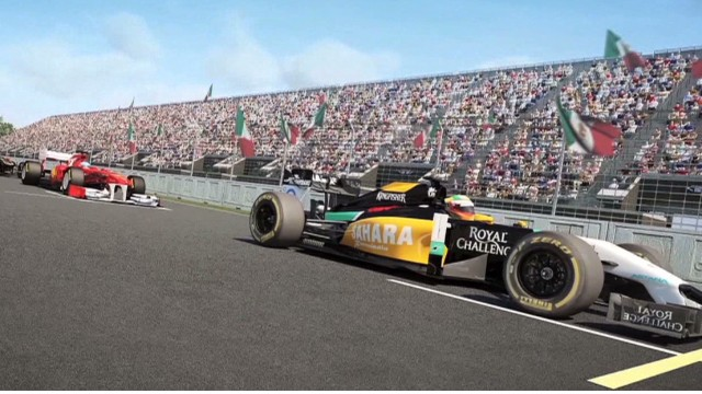 Formula One make a comeback in Mexico