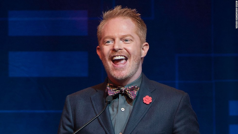 """Modern Family"" actor Jesse Tyler Ferguson has a bow tie business called <a href=""http://tietheknot.org/"" target=""_blank"">Tie the Knot</a>. A portion of sales proceeds goes to charities supporting marriage equality."