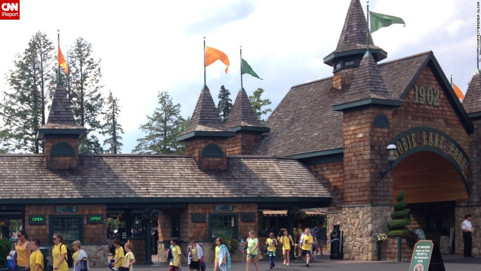 "<a href=""http://www.canobie.com/"" target=""_blank"">Canobie Lake Park </a>in Salem, New Hampshire, opened in 1902 and continues to welcome visitors today. <a href=""http://ireport.cnn.com/docs/DOC-1157419"">Brenda Olson</a> and her family have been visiting the park since the 1960s."