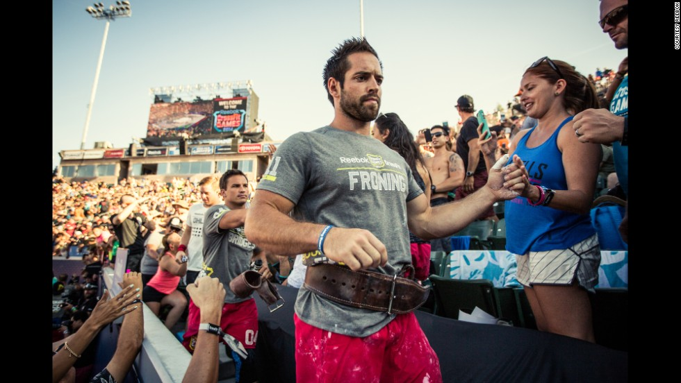 meet rich froning crossfit s fittest man on earth cnn