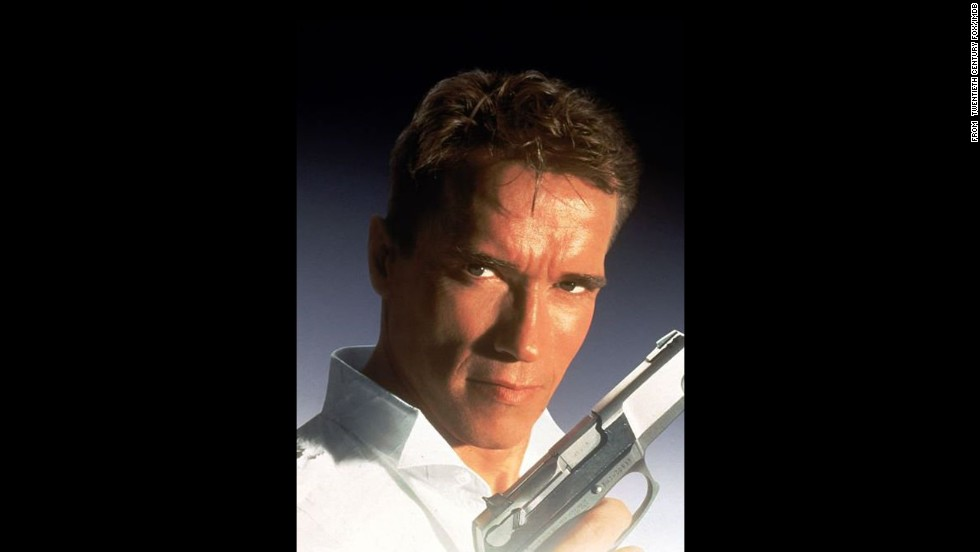 "Arnold Schwarzenegger teamed up with director James Cameron again after the success of the ""Terminator"" franchise for the action-comedy ""True Lies."" It was the year's top-earning R-rated movie, edging out another action film debut that summer: ""Speed,"" starring Sandra Bullock and Keanu Reeves."