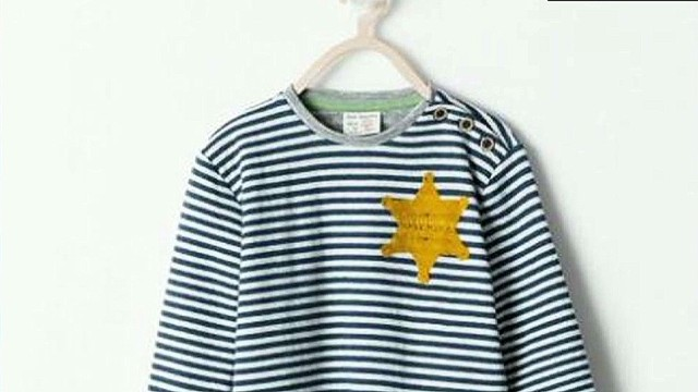 676db8d7e7 Zara pulls shirt resembling  Star of David  - CNN