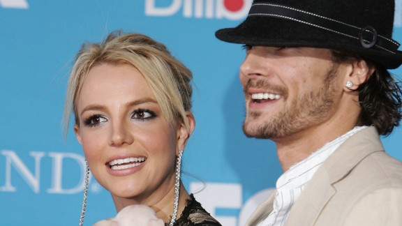 When Britney Spears wants to get married, she doesn