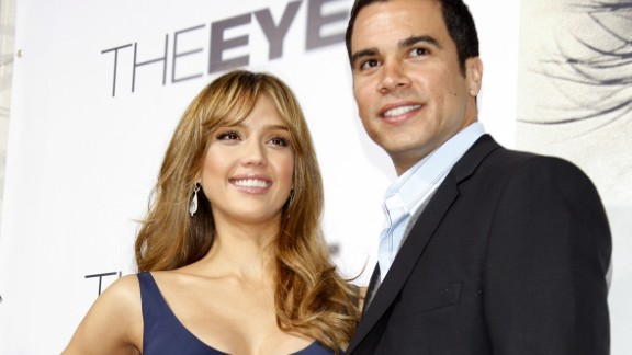 Jessica Alba and Cash Warren were so intent on keeping their marriage private that they did away with wedding guests altogether. The only other person present at the couple