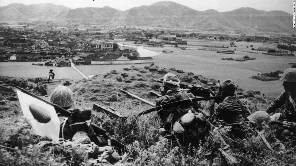 In Asia, Japanese troops occupy a strategic point on Chusan Island on July 14,1939, during the Sino-Japanese War. Japan signed the Tripartite Pact in 1940, formally allying with Germany and Italy, and by 1942 most of the Asian Pacific Rim had come under its domination.