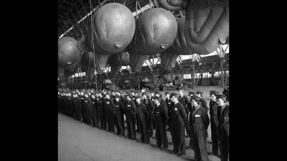 Balloon operators from Britain