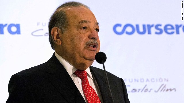 Carlos Slim Fast Facts