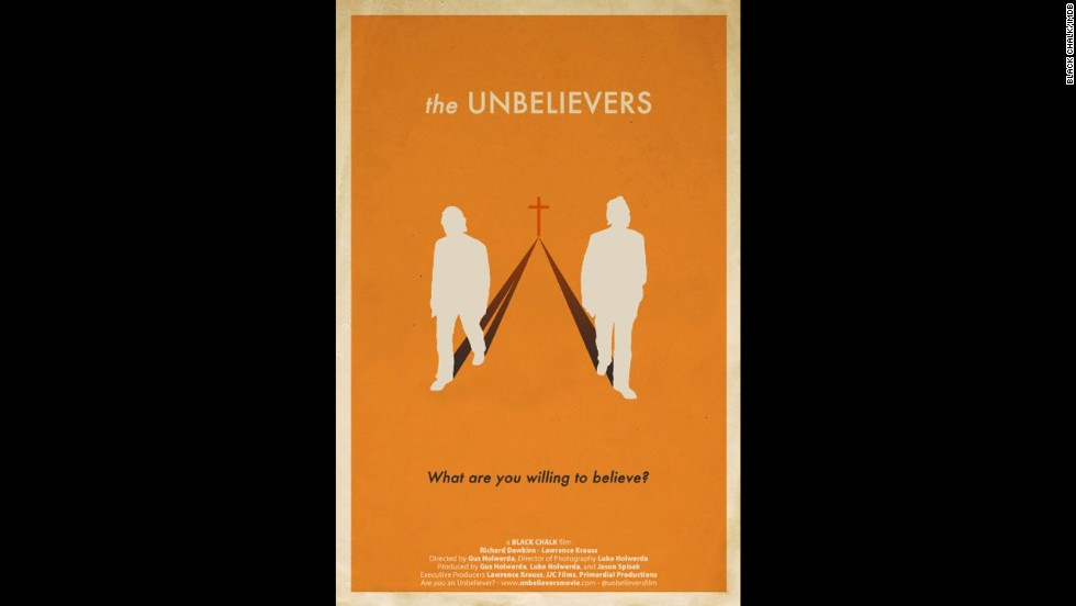"<strong>""The Unbelievers"" (2013): </strong>Richard Dawkins and Lawrence Krauss travel the world to promote a scientific worldview.<strong> (Netflix) </strong>"