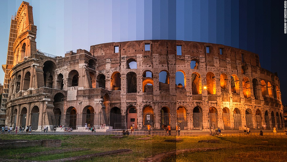 Which means that sport has come a long way since the days of the Colosseum...