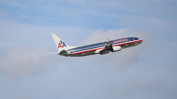 An American Airlines flight was delayed because a passenger discovered a Wi-Fi hot spot named for al Qaeda.
