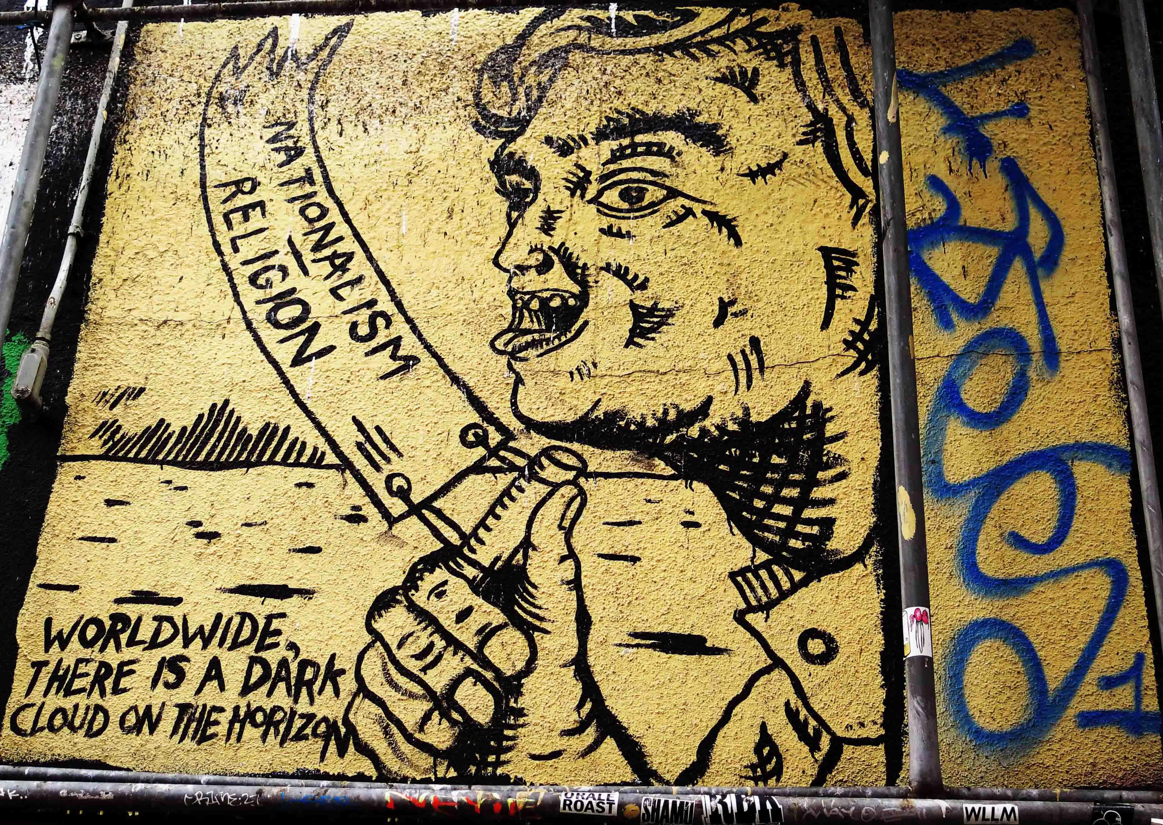 San Francisco\'s graffiti war | CNN Travel