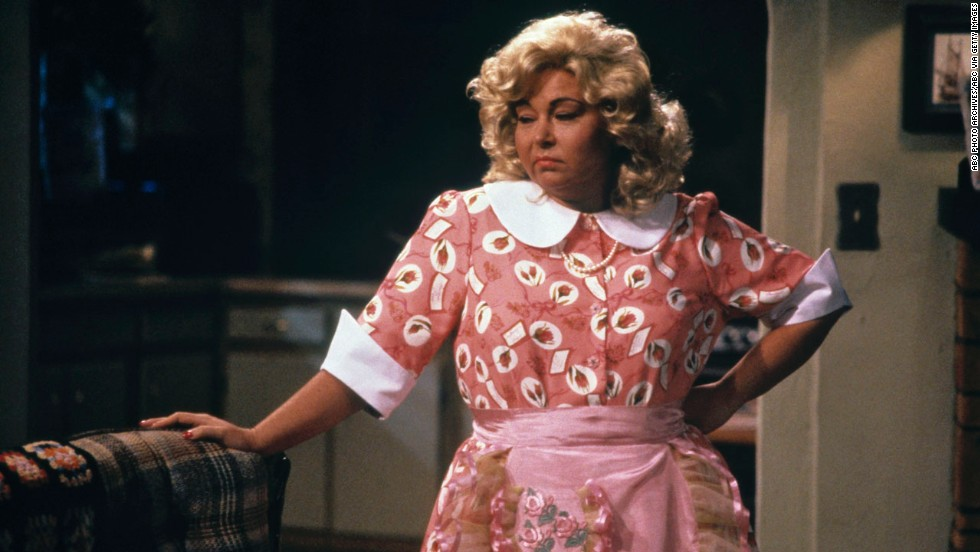 In 1988, Roseanne Barr thought it was high time the TV mom got a makeover. Doing away with the pristine versions networks had handed out for years, Barr brought us Roseanne Conner, a sarcastic but loving mother whose blue-collar family was exactly what viewers wanted. With her stand-up background, Barr was 100% frank -- both in the fictional sitcom and behind the scenes. The show became No. 1 in the Nielsen ratings in its second season and stayed in the top spots for most of its nine-season run.