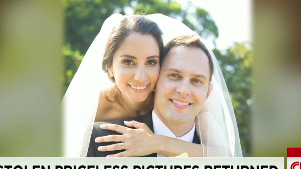 bride pics amateur Stolen