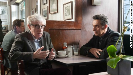 Woody Allen is already canceled.  New HBO documentary series calls for justice late