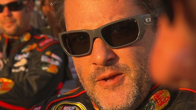 Racers react to Tony Stewart's return
