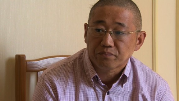 "In May 2013, a North Korean court sentenced Kenneth Bae, a U.S. citizen, to 15 years of hard labor for committing ""hostile acts"" against the state. North Korea claimed Bae was part of a Christian plot to overthrow the regime. In a short interview with CNN in September 2014, Bae said he is working eight hours a day, six days a week at a labor camp. ""Right now what I can say to my friends and family is, continue to pray for me,"" he said. After months in detention, he and fellow American detainee Matthew Todd Miller were released in November."