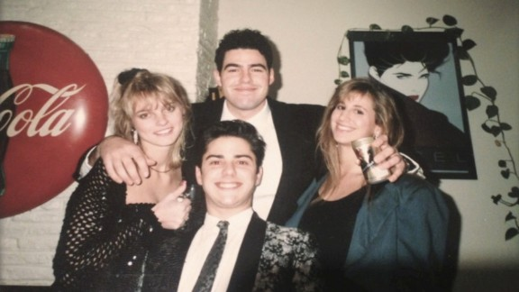 Carolla, top, and Misraje were friends for 30 years before a business dispute tore them apart.