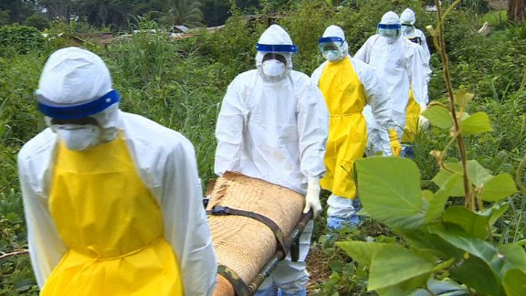 Ebola has now reached 5 countries in West Africa in the largest outbreak to date.
