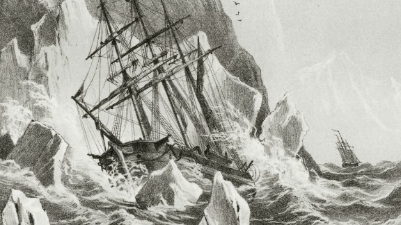 Franklin's was not the first attempt to uncover the Northwest Passage. In the 1820s, William Parry and the HMS Fury mounted an unsuccessful bid.