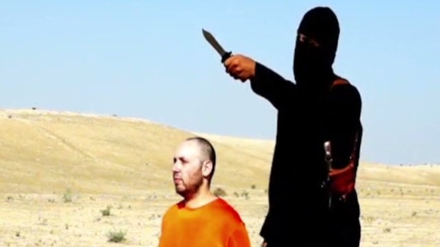 ISIS blames Obama for Sotloff beheading