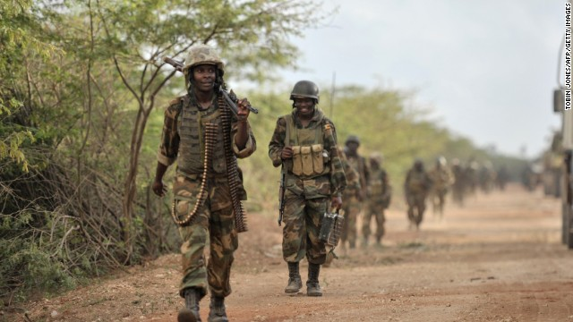 US sending dozens more troops to Somalia