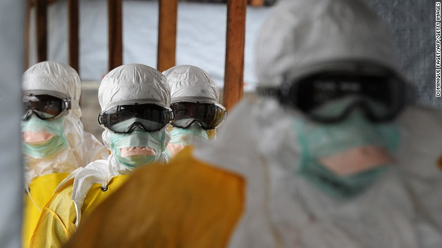 New Ebola vaccine being tested