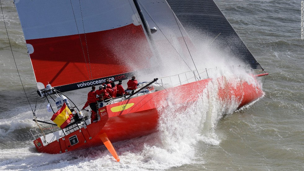 "This race also looks set to be the tightest, new rules meaning all teams will compete in the same boat designs.<br /><br />""Last time around, we arrived in Alicante not knowing if we had a chance or not,"" said Team Abu Dhabi skipper, Ian Walker. ""Now, with the same boat for everyone, you know that if you sail well, you will do well."""