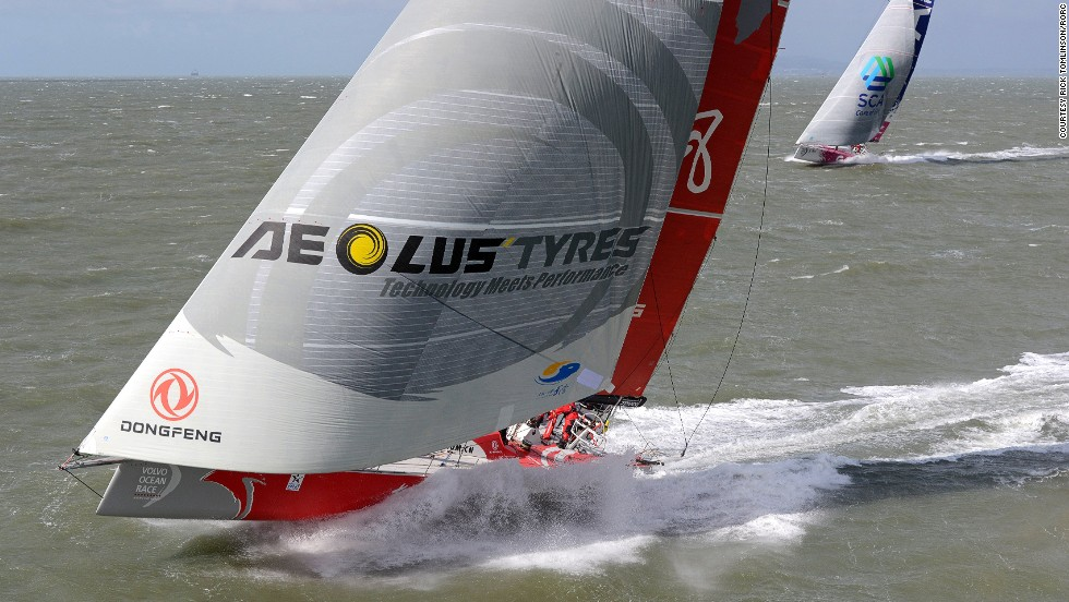 "That doesn't mean the women's team isn't a force to be reckoned with.<br /><br />""SCA is the big unknown in this race,"" said Team Spain skipper, Iker Martinez.<br /><br />""They're going to be sailing with 50% more people on board. We've seen the women sailing in Lanzarote before, and in the beginning they had a few problems. But once they were offshore they were very, very good."""