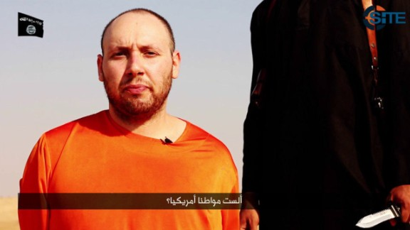 Islamic State releases video claiming to have executed U.S. journalist Steven Sotloff.