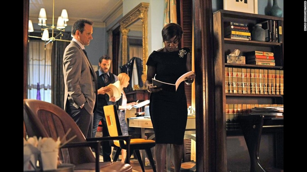 "<strong>""How to Get Away With Murder"" (ABC)</strong> -- Viola Davis stars as a law professor who works with her students to crack some of her toughest cases. From Shonda Rhimes of ""Scandal"" fame. (September 25)"
