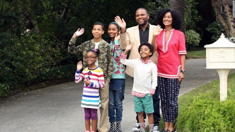"<strong>""Black-ish."" </strong>Anthony Anderson, Tracee Ellis Ross and Laurence Fishburne star in this ABC comedy about an African-American family man battling against too much assimilation in the suburbs. (September 24)"