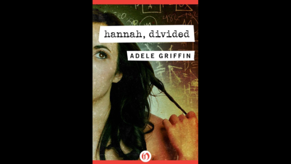 """""""Hannah, Divided"""" by Adele Griffin, recommended for ages 8+, centers around a 13-year-old math whiz living on a dairy farm in 1934."""