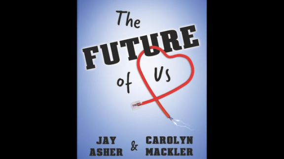 """Set in the 1990s, """"The Future of Us"""" by Jay Asher and Carolyn Mackler is recommended for ages 12+ and tackles high school romance without the sexualization found in a lot of YA literature, says author Lori Day."""