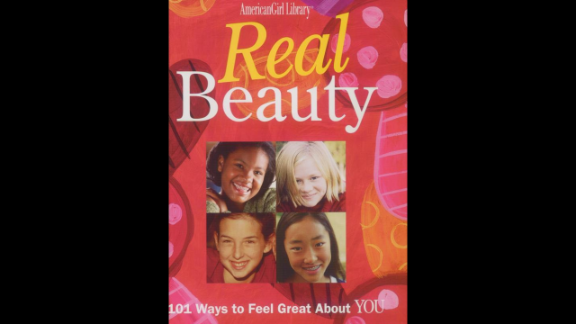 """""""Real Beauty: 101 Ways to Feel Great About You"""" by Therese Kauchak is an interactive book for ages 8+ to help girls during the preteen and early teen years."""