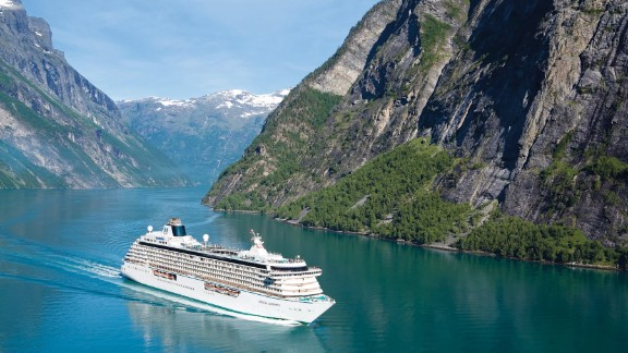 """Years of planning have gone into this Northwest Passage trip. """"To do this with a ship like ours, we couldn't just do this like a normal cruise,"""" says Thomas Mazloum of Crystal Cruises. """"It really is an expedition."""""""