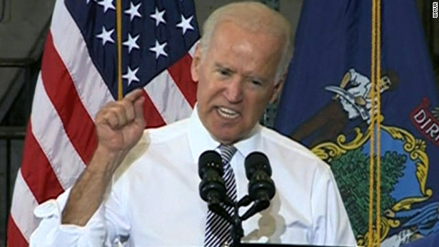 Biden: We'll follow ISIS to 'gates of hell'