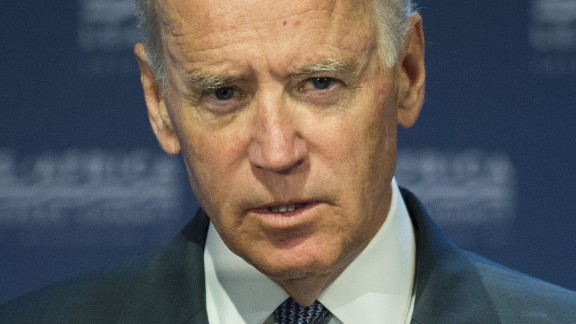 Vice President Joe Biden told donors and activists that Democrats didn't speak loudly enough to push the party's message.