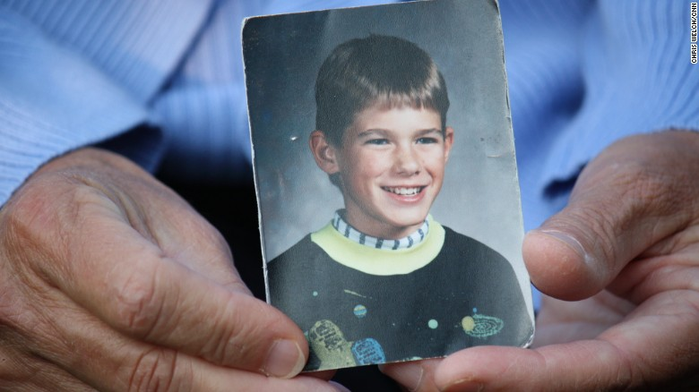 Boy's remains found 27 years after abduction
