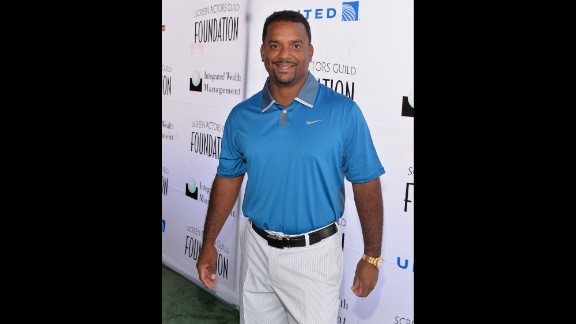 """Alfonso Ribeiro's signature move is """"The Carlton,"""" but we don't blame him for wanting to branch out on """"Dancing With the Stars."""" """"The Fresh Prince of Bel-Air"""" alum is partnered with Witney Carson."""