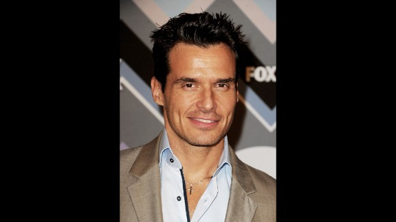 """Antonio Sabato Jr., a model and soap star, may soon be a """"Dancing"""" celebrity, too. The actor performs alongside pro partner Cheryl Burke in season 19."""
