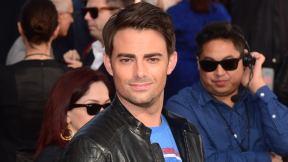 """Actor Jonathan Bennett is well-known for his role in """"Mean Girls,"""" but he may become just as famous for his dancing if this season goes well. He's performing with Allison Holker this season."""